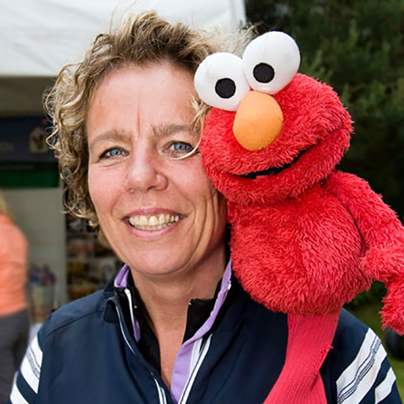 PASSIE4GOLF ME AND MY HEADCOVER ELMO