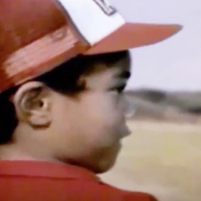 PASSIE4GOLF - GOLF IN BEELD - YOUNG TIGER WOODS