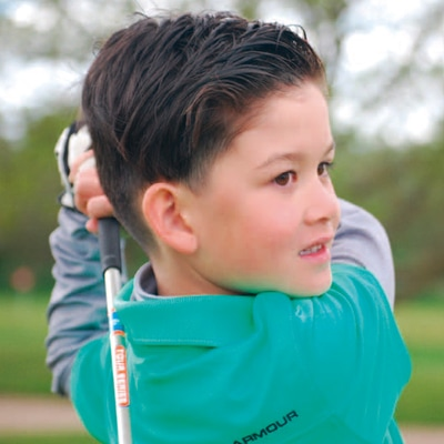 PASSIE4GOLF - NATIONAAL GOLFTALENT - YOUP ORSEL