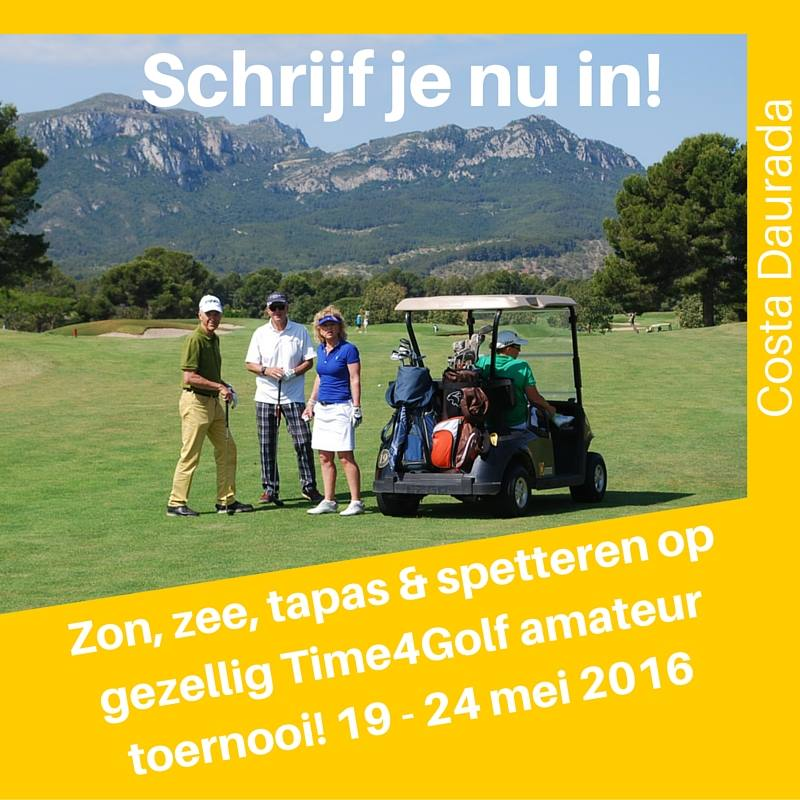 Passie4Golf - Blog - Time4Golf - Costa Dorauda