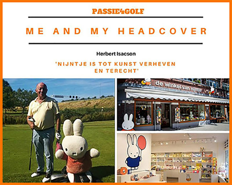 passie4golf - me and my head cover