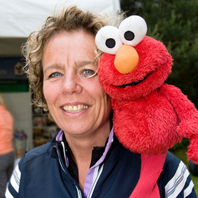 PASSIE4GOLF - ME AND MY HEADCOVER - ADRIENNE VAN DER SMAGT - ELMO