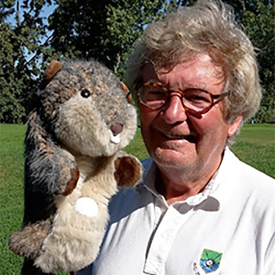 PASSIE4GOLF - ME AND MY HEADCOVER - GOPHER