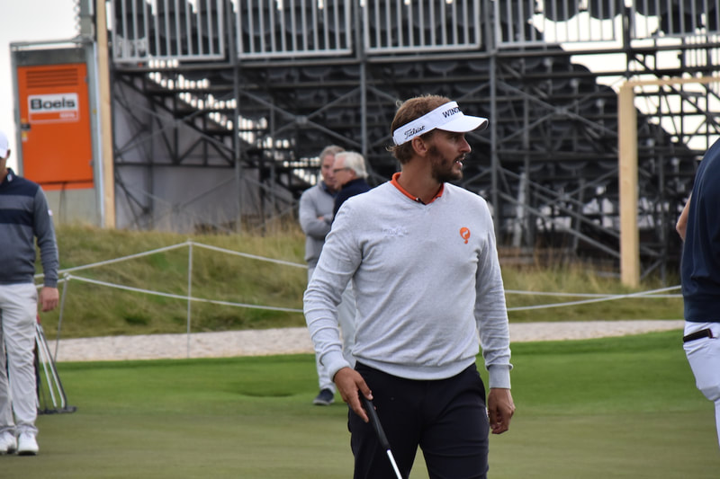 PASSIE4GOLF KLM OPEN 2019 DAG 1
